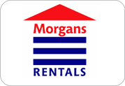 Our old Morgans Rentals logo